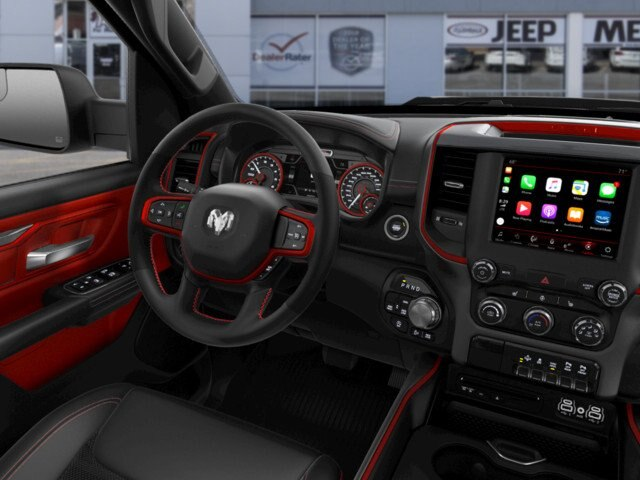 2019 Ram 1500 Crew Cab 4x4,  Pickup #4K1076 - photo 16