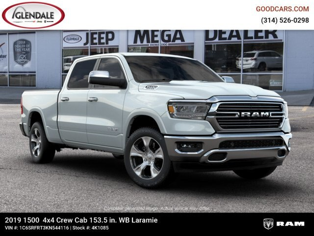 2019 Ram 1500 Crew Cab 4x4,  Pickup #4K1085 - photo 11
