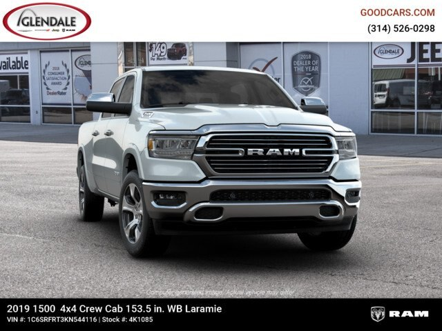 2019 Ram 1500 Crew Cab 4x4,  Pickup #4K1085 - photo 12