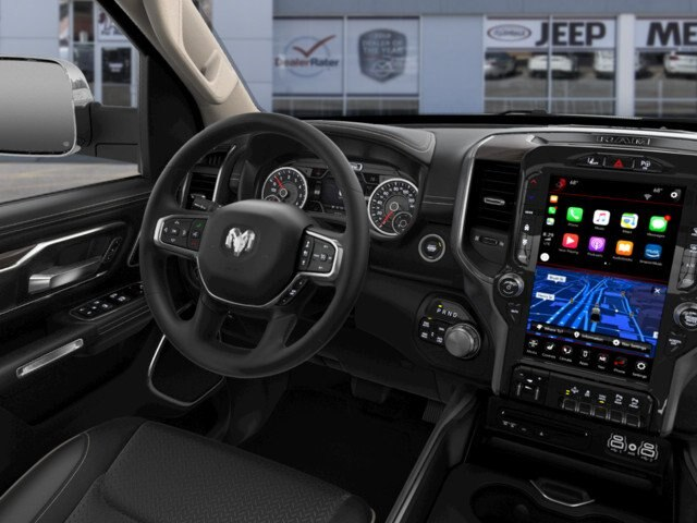 2019 Ram 1500 Crew Cab 4x4,  Pickup #4K1085 - photo 16
