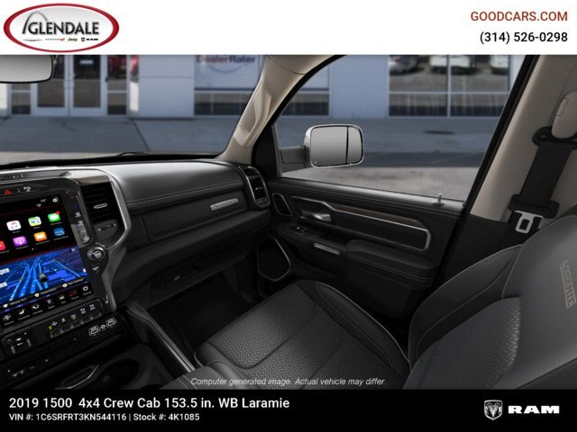 2019 Ram 1500 Crew Cab 4x4,  Pickup #4K1085 - photo 22