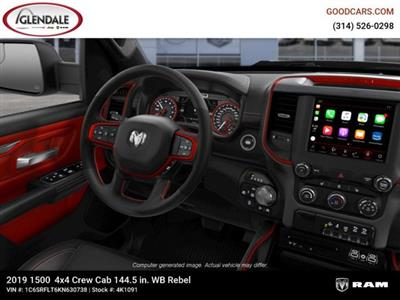 2019 Ram 1500 Crew Cab 4x4,  Pickup #4K1091 - photo 17