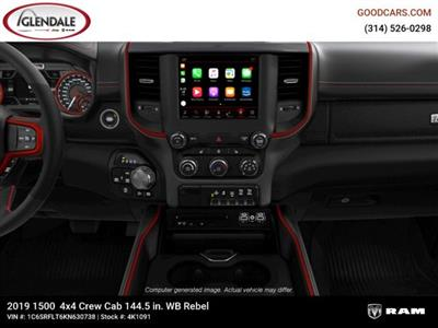 2019 Ram 1500 Crew Cab 4x4,  Pickup #4K1091 - photo 19