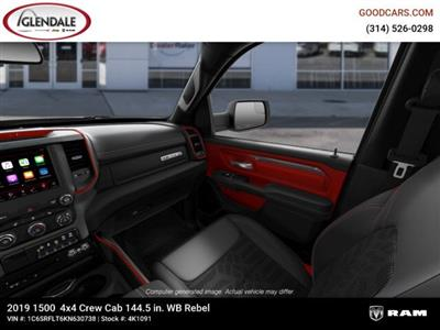 2019 Ram 1500 Crew Cab 4x4,  Pickup #4K1091 - photo 22