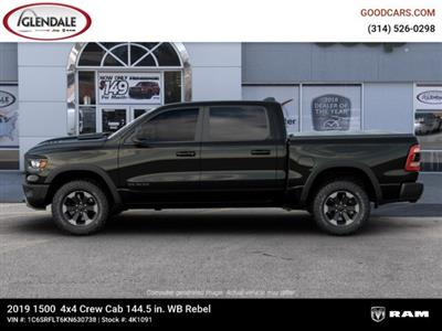 2019 Ram 1500 Crew Cab 4x4,  Pickup #4K1091 - photo 5