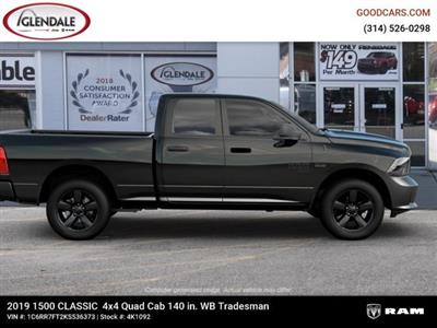 2019 Ram 1500 Quad Cab 4x4,  Pickup #4K1092 - photo 10