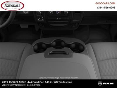 2019 Ram 1500 Quad Cab 4x4,  Pickup #4K1092 - photo 15