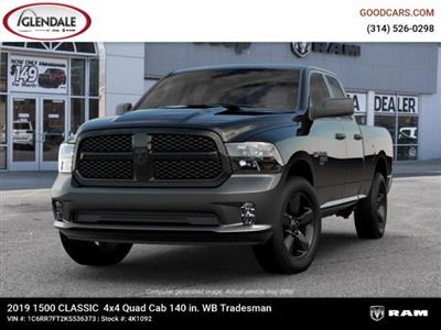 2019 Ram 1500 Quad Cab 4x4,  Pickup #4K1092 - photo 3