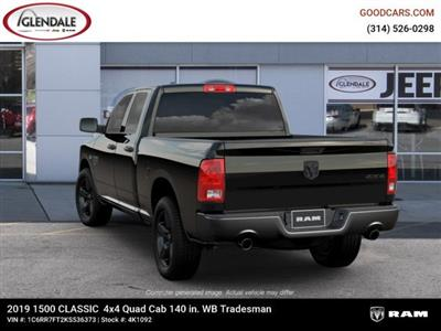 2019 Ram 1500 Quad Cab 4x4,  Pickup #4K1092 - photo 6
