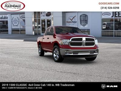 2019 Ram 1500 Crew Cab 4x4,  Pickup #4K1095 - photo 12