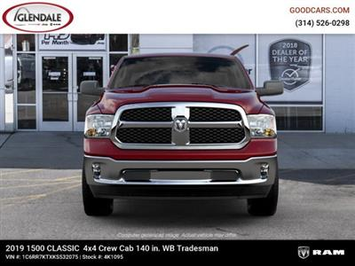 2019 Ram 1500 Crew Cab 4x4,  Pickup #4K1095 - photo 3