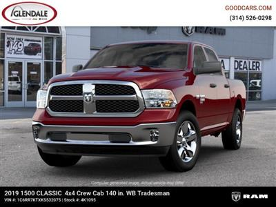 2019 Ram 1500 Crew Cab 4x4,  Pickup #4K1095 - photo 4