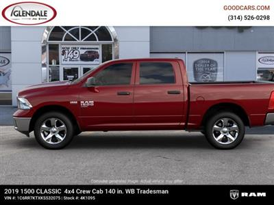 2019 Ram 1500 Crew Cab 4x4,  Pickup #4K1095 - photo 5