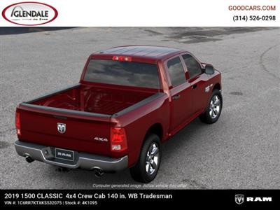 2019 Ram 1500 Crew Cab 4x4,  Pickup #4K1095 - photo 8