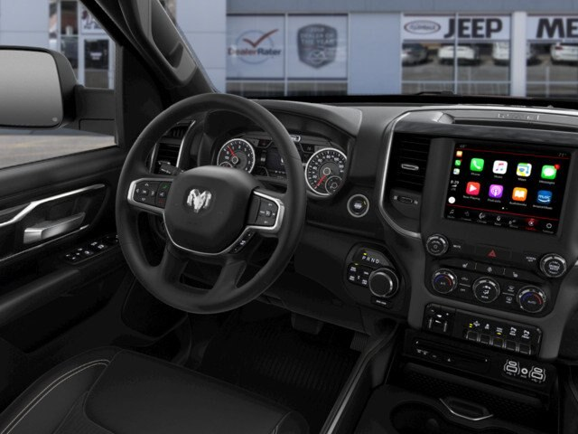 2019 Ram 1500 Crew Cab 4x4,  Pickup #4K1099 - photo 9