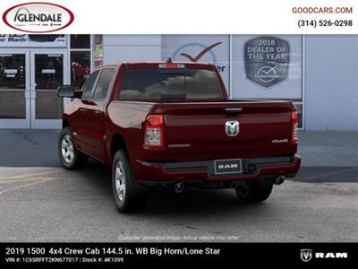 2019 Ram 1500 Crew Cab 4x4,  Pickup #4K1099 - photo 6