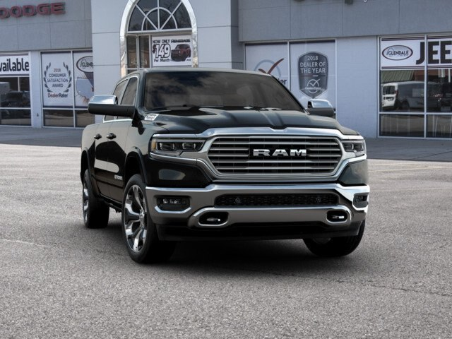 2019 Ram 1500 Crew Cab 4x4,  Pickup #4K1100 - photo 13