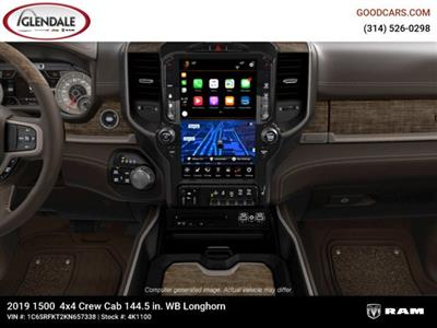 2019 Ram 1500 Crew Cab 4x4,  Pickup #4K1100 - photo 12