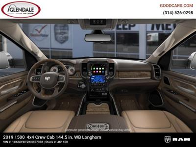 2019 Ram 1500 Crew Cab 4x4,  Pickup #4K1100 - photo 16