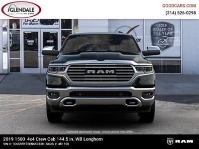 2019 Ram 1500 Crew Cab 4x4,  Pickup #4K1100 - photo 3