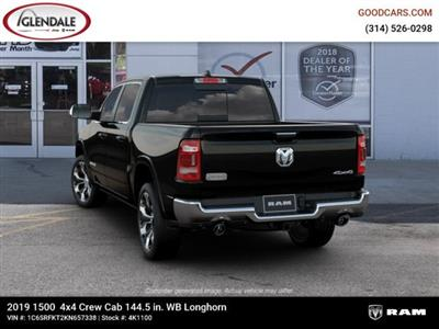 2019 Ram 1500 Crew Cab 4x4,  Pickup #4K1100 - photo 6