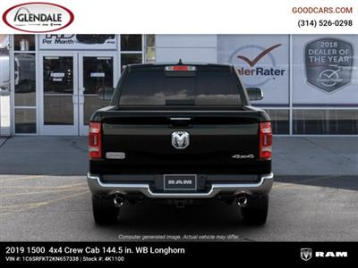 2019 Ram 1500 Crew Cab 4x4,  Pickup #4K1100 - photo 7