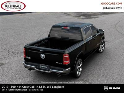 2019 Ram 1500 Crew Cab 4x4,  Pickup #4K1100 - photo 8