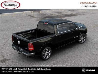 2019 Ram 1500 Crew Cab 4x4,  Pickup #4K1100 - photo 9