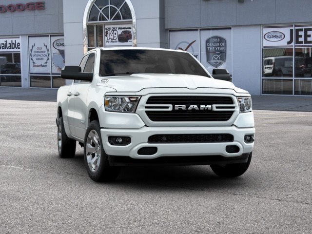 2019 Ram 1500 Quad Cab 4x4,  Pickup #4K1104 - photo 12