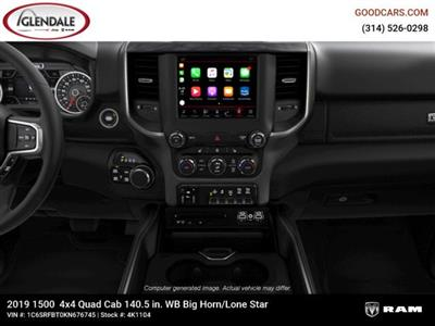 2019 Ram 1500 Quad Cab 4x4,  Pickup #4K1104 - photo 18