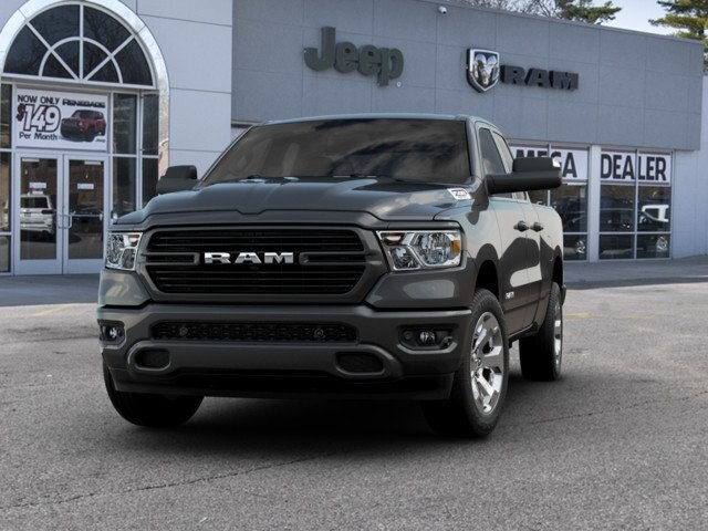 2019 Ram 1500 Quad Cab 4x4,  Pickup #4K1105 - photo 1