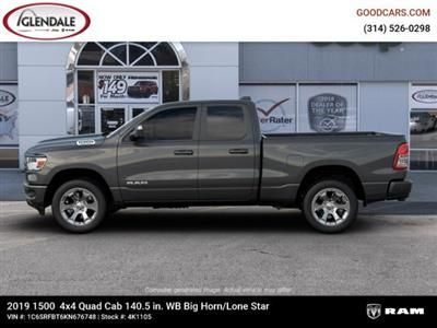 2019 Ram 1500 Quad Cab 4x4,  Pickup #4K1105 - photo 15