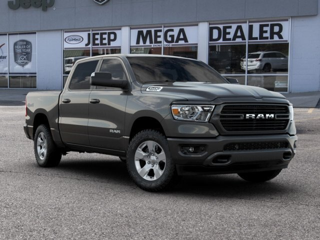 2019 Ram 1500 Crew Cab 4x4,  Pickup #4K1107 - photo 21