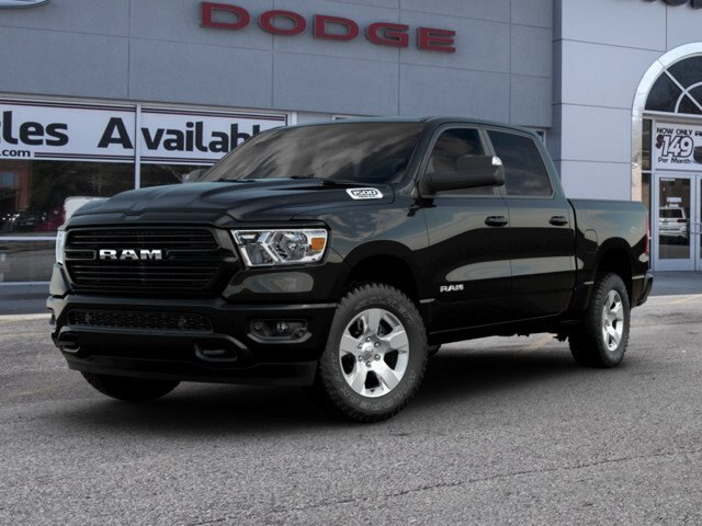 2019 Ram 1500 Crew Cab 4x4,  Pickup #4K1108 - photo 1