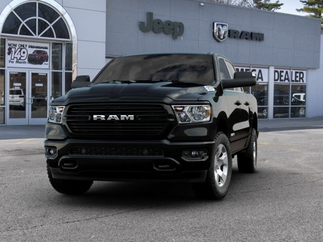 2019 Ram 1500 Crew Cab 4x4,  Pickup #4K1108 - photo 2
