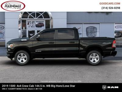 2019 Ram 1500 Crew Cab 4x4,  Pickup #4K1108 - photo 8