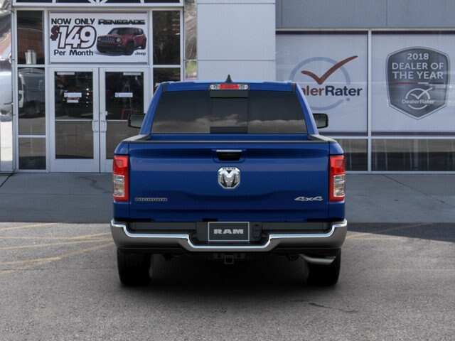 2019 Ram 1500 Crew Cab 4x4,  Pickup #4K1111 - photo 13