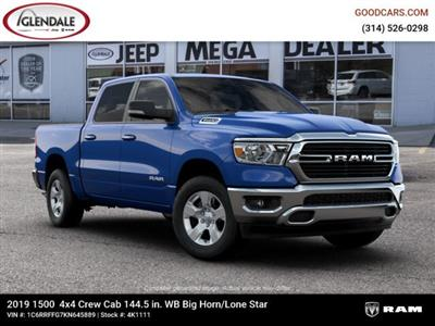 2019 Ram 1500 Crew Cab 4x4,  Pickup #4K1111 - photo 21