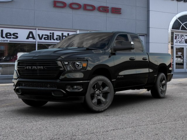 2019 Ram 1500 Quad Cab 4x4,  Pickup #4K1112 - photo 3