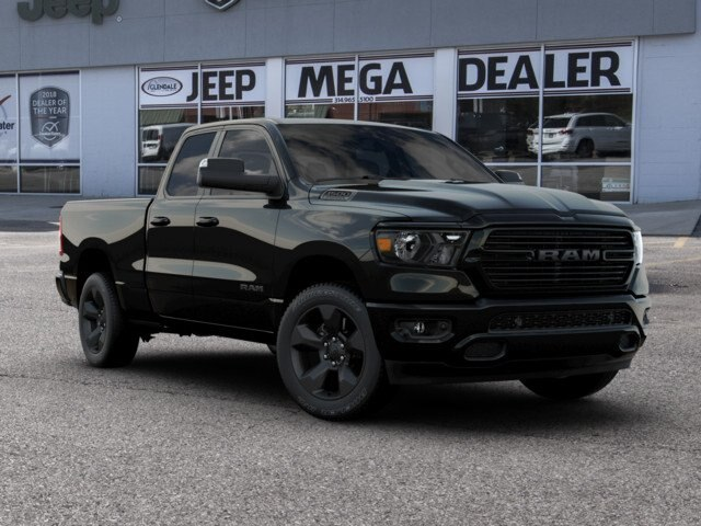 2019 Ram 1500 Quad Cab 4x4,  Pickup #4K1112 - photo 21