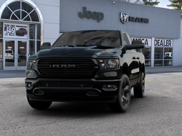 2019 Ram 1500 Quad Cab 4x4,  Pickup #4K1112 - photo 12