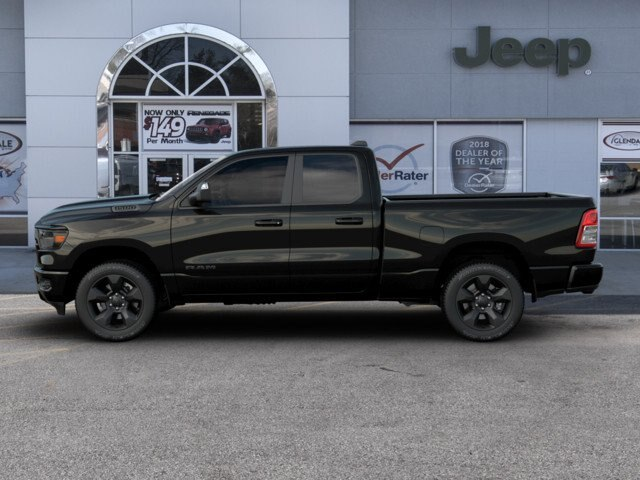 2019 Ram 1500 Quad Cab 4x4,  Pickup #4K1112 - photo 6