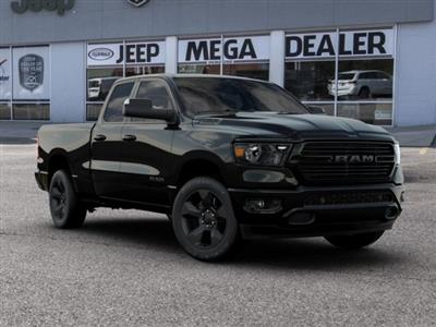 2019 Ram 1500 Quad Cab 4x4,  Pickup #4K1112 - photo 9