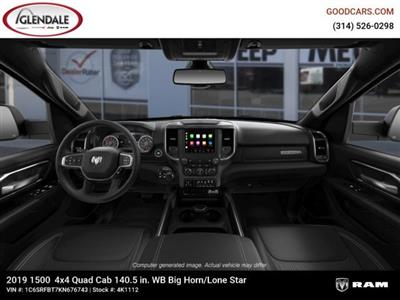 2019 Ram 1500 Quad Cab 4x4,  Pickup #4K1112 - photo 19
