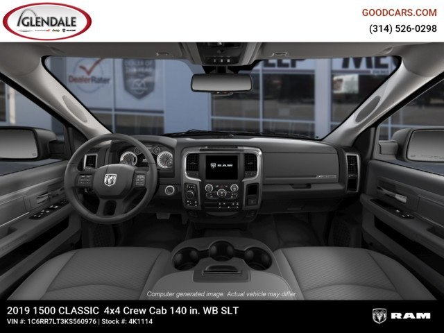 2019 Ram 1500 Crew Cab 4x4,  Pickup #4K1114 - photo 13