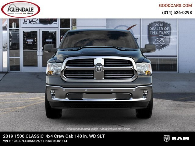 2019 Ram 1500 Crew Cab 4x4,  Pickup #4K1114 - photo 3