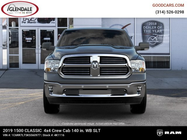 2019 Ram 1500 Crew Cab 4x4,  Pickup #4K1116 - photo 3