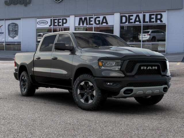 2019 Ram 1500 Crew Cab 4x4,  Pickup #4K1120 - photo 22