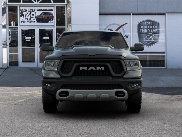 2019 Ram 1500 Crew Cab 4x4,  Pickup #4K1120 - photo 6