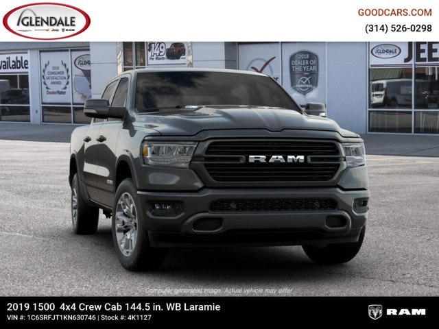 2019 Ram 1500 Crew Cab 4x4,  Pickup #4K1127 - photo 12